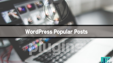 WordPressのプラグインPopular Posts表示を変えてみた!サイドバーのウィジェット表示